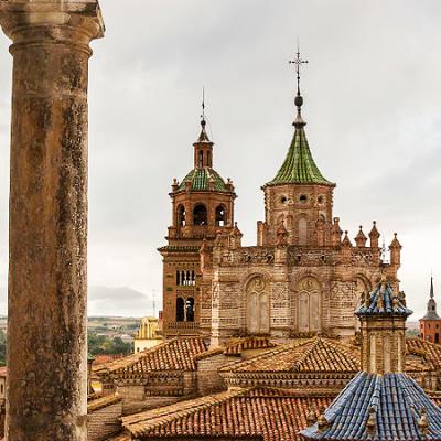 Teruel Cathedral, a Mudejar gem