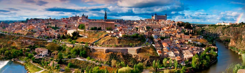 Que ver en Toledo y panorámica del lugar