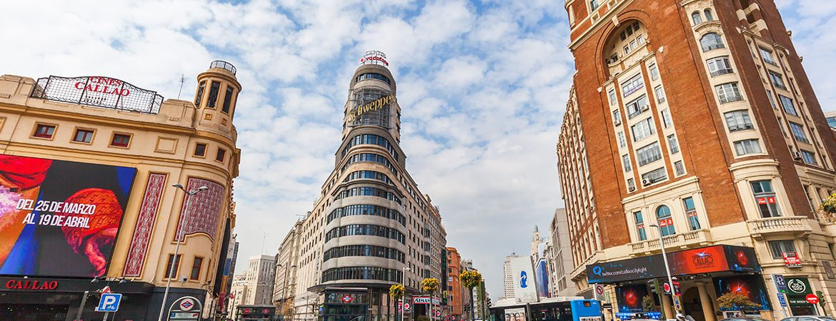 From Madrid to the ground: Madrid's most curious streets