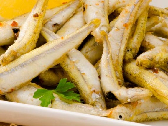 Eating in Alájar