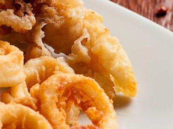 Calamares a la Romana (Fried Squid) Recipe