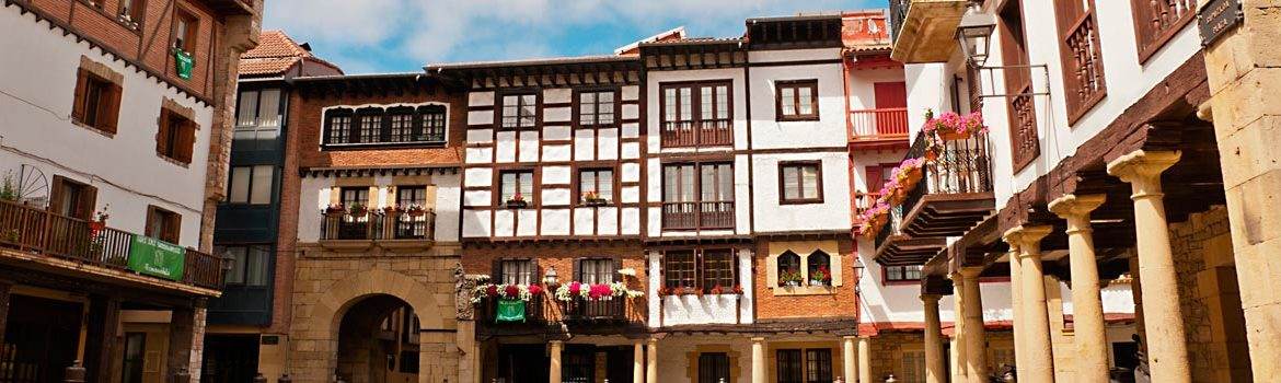 Eating and Sleeping in Hondarribia