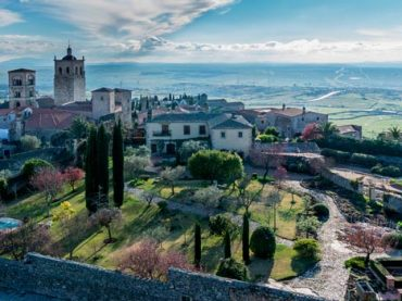 Trujillo, cradle of conquerors in Extremadura
