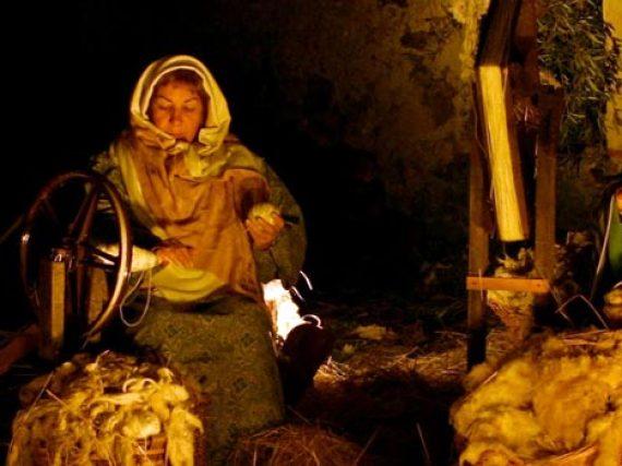 Buitrago del Lozoya / Live Nativity Scene