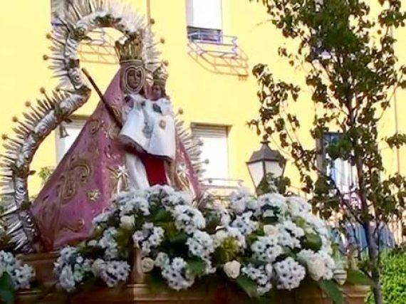 San Lorenzo de El Escorial — Romería of Our Lady of Grace
