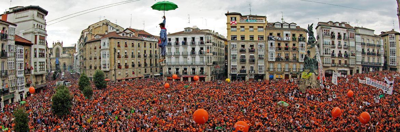 vitoria espana fascinante