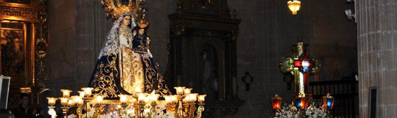Venida de la Virgen de Rus
