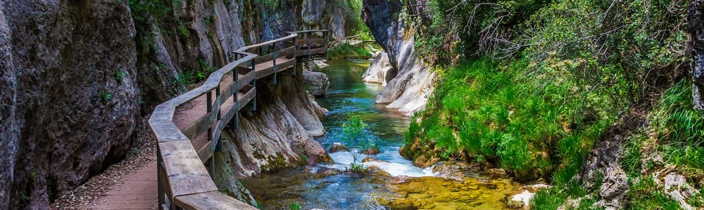 Sierras de Cazorla, Segura y Las Villas Natural Park