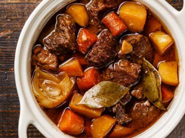 Spanish Beef Stew Recipe, a delicious and traditional stew