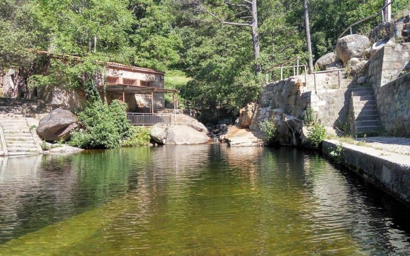 Pond of La Nieta