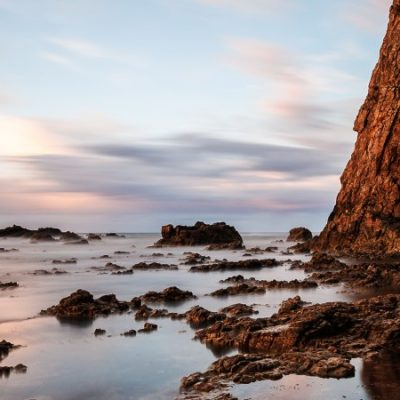 Hidden Beaches in Asturias