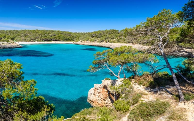 S'Amarador beach