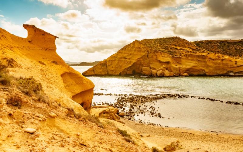 Los Cocedores beach