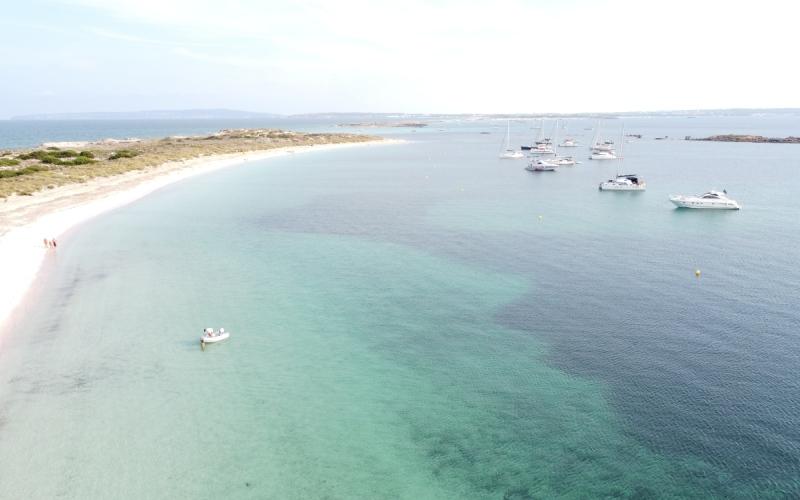 S'Alga beach
