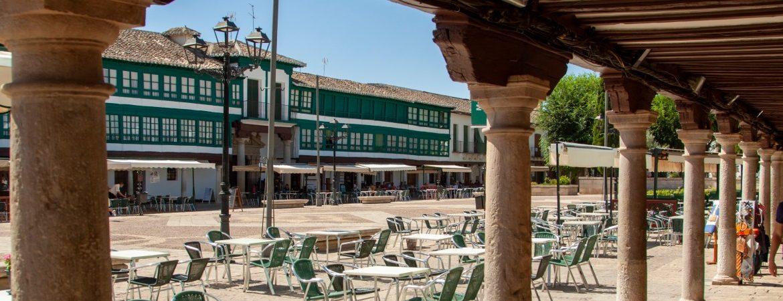 Almagro's Plaza Mayor