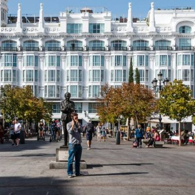 The Madrid of Bonaparte, the French face of the capital