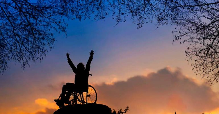 The Way to Santiago for disabled people