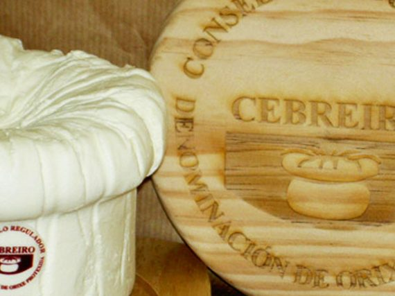Cebreiro Cheese, the Galician cheese that once was one of the most expensive