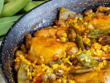 Classic Spanish Paella Recipe
