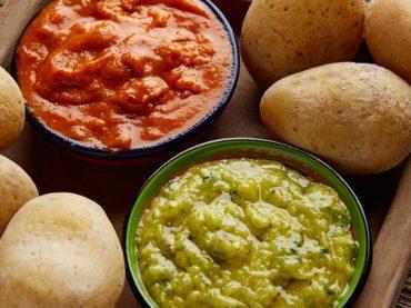Papas Arrugadas (Wrinkly Potatoes) with Mojo Picón Recipe