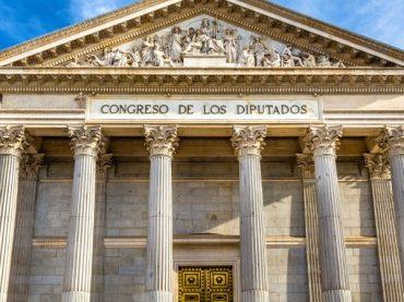 Palacio de las Cortes, political nerve centre and artistic marvel