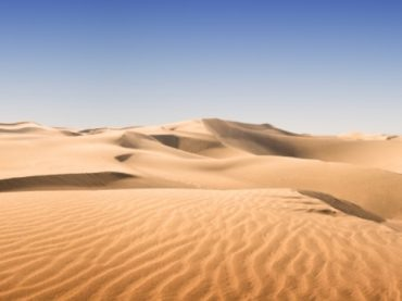The dunes of Maspalomas, a sand treasure in Gran Canaria