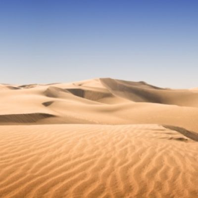 The dunes of Maspalomas, a sand treasure in Gran Canaria