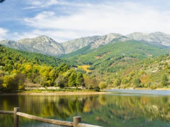 The most unknown natural pools of Sierra de Gredos