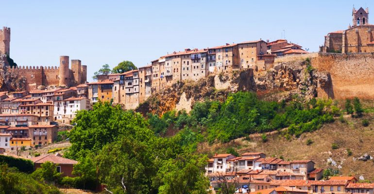 Fascinating Burgos: the most beautiful villages in the province