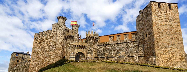 Castle of Ponferrada