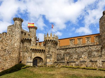 The Castle of Ponferrada, living memory of the Templars