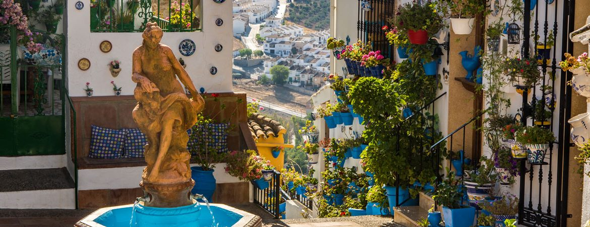 most beautiful villages in Andalusia