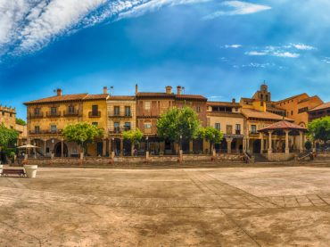 Pueblo Español of Barcelona: how to put all of Spain in one village