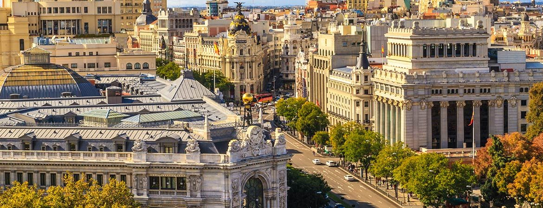 Madrid in three days