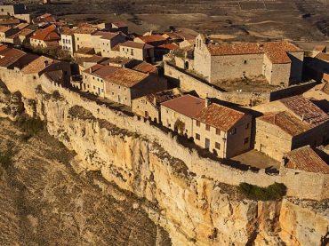 Rello, the best preserved medieval village in Soria