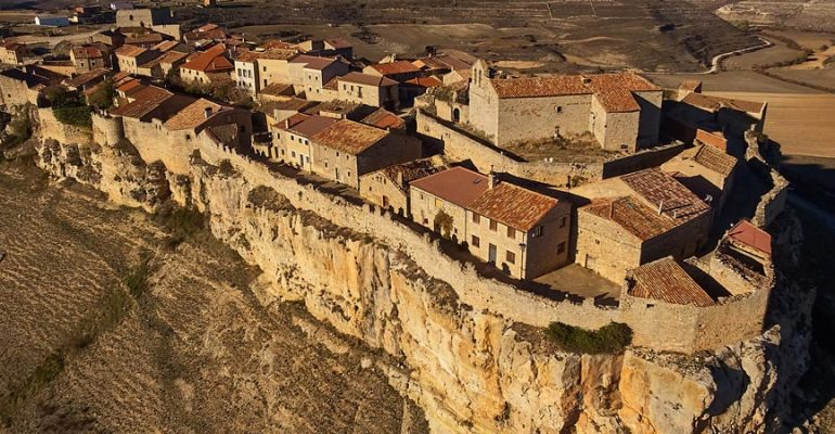 Rello, the best preserved medieval village in Soria