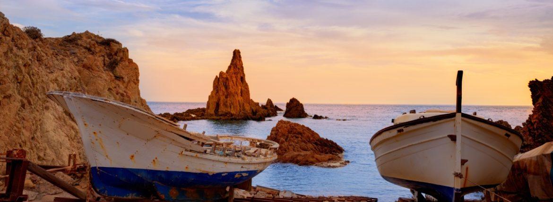 9 perfect Mediterranean sunsets: enchanting surroundings