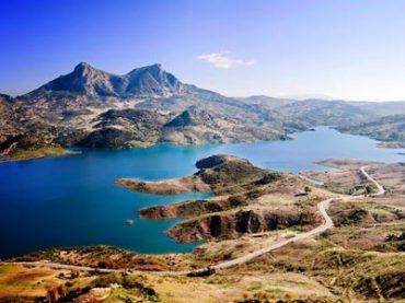 5 natural surroundings in Andalusia