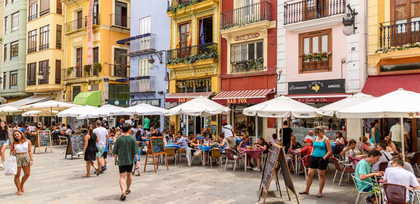 Gastronomic Route through the Valencian Community