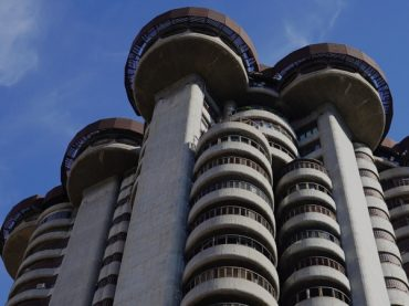 Spain at its most brutal: 5 buildings of great impact