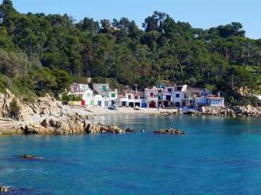 S'Alguer cove, a place trapped in time