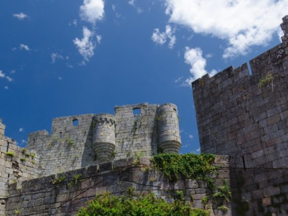 Castro Caldelas Castle, the story of a legendary fortress