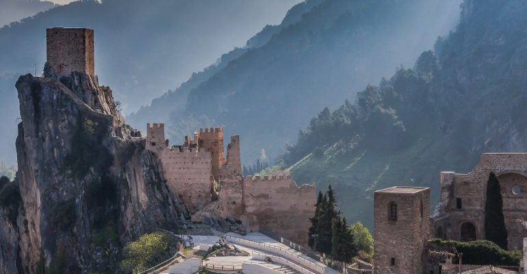 Castle of Iruela, the unconquerable fortress of Jaén