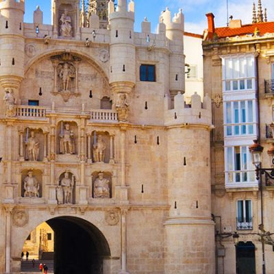 Spanish triumphal arches that will surprise you