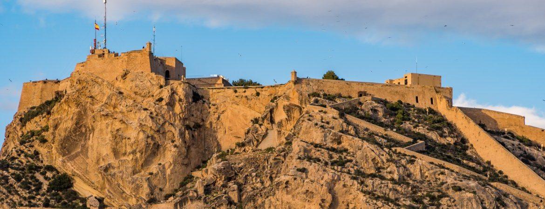 santa bárbara castle