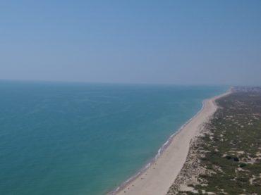Flecha del Rompido, a unique phenomenon and a dream beach on the Atlantic