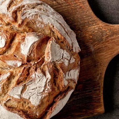 Spanish 'Pan Cateto' (Rustic Bread) Recipe