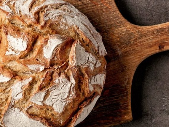 Spanish 'Pan Cateto' (Rustic Bread) Recipe