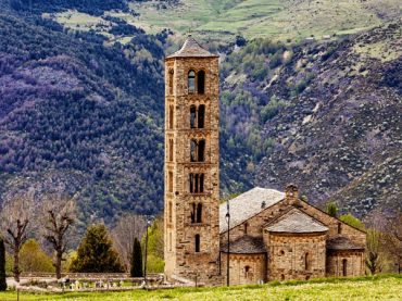 The route of the Romanesque churches of the Boí Valley, World Heritage Site