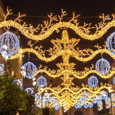 5 Most Festive Christmas Cities in Spain
